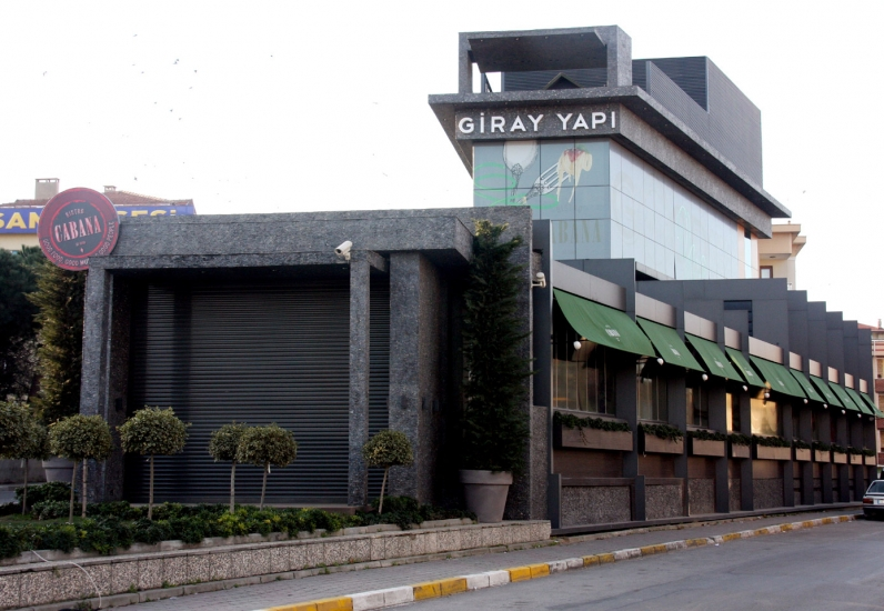 Giray Yapı Merkez Ofis